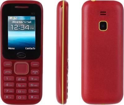 Infix N3::N3 (Black, Red)