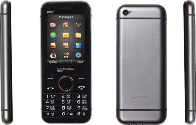 Micromax X707(Grey)