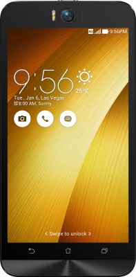 Asus Zenfone Selfie (Gold, 32 GB)(3 GB RAM)  available at flipkart for Rs.9999
