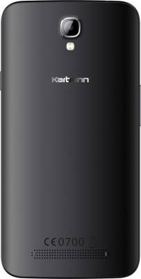Karbonn Quattro (4G) L50-HD (Grey, 16 GB)