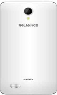 Reliance Lava EG841 (White, 1 GB)