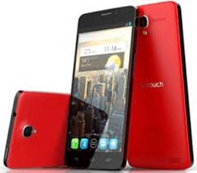 Alcatel IDOL X (SLATE / RED, 16 GB)