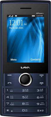 Lava KKT 40 Power Plus (Black & Blue)