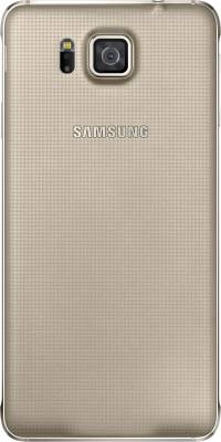Samsung Galaxy Alpha (Frosted Gold, 32 GB)