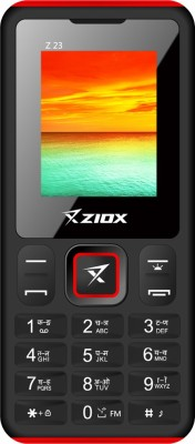 Ziox Z 23(Black & Red) 1