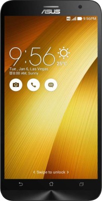 Asus Zenfone 2 ZE551ML (Gold, 32 GB)(4 GB RAM) at flipkart
