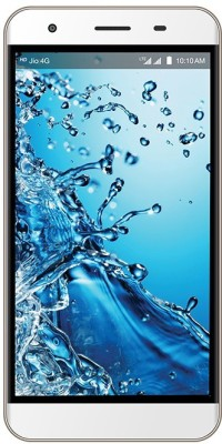 LYF Water 11 (Gold, 16 GB)(3 GB RAM) at flipkart