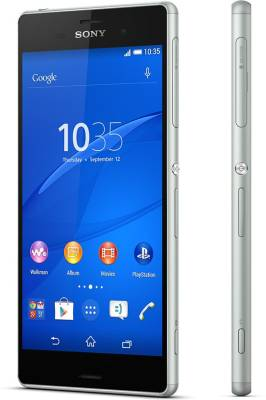 Sony Xperia (Silver, Green, 16 GB)