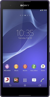 Sony Xperia T2 Ultra Dual (Purple, 8 GB)(1 GB RAM)