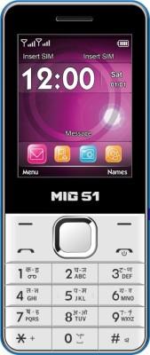 MIG 51 M12(White & Blue)