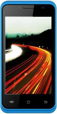 Swipe Konnect 4E (Blue, 512 MB)