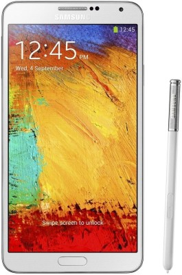 Samsung Galaxy Note 3 SM-N9000 32GB White Mobile