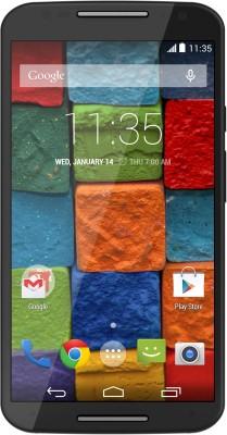 Moto X (2nd Generation) (Black Leather, 16 GB)(2 GB RAM)