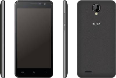 Intex Cloud Crystal 2.5D (Black, 16 GB)