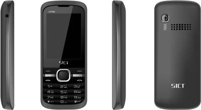 SICT GC999 GSM+CDMA (ALL SIM WORKING) (Black+Grey)