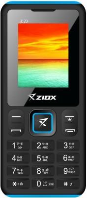 Ziox Z23(Black & Blue) 1