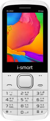 i-Smart IS-202i XTRAA (White, Blue)