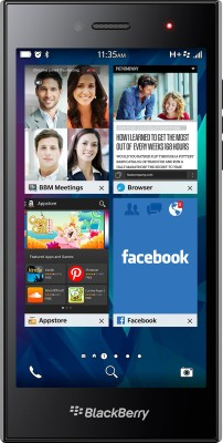 Blackberry Leap (Grey, 16 GB)(2 GB RAM) at flipkart