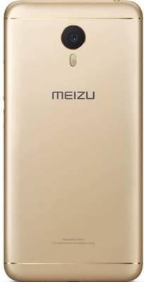 Meizu M3 Note (Gold, 32 GB)
