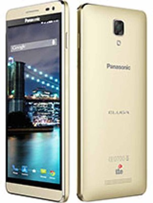 Panasonic Eluga I2 (Gold, 8 GB)(1 GB RAM) 1