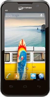 Micromax Bolt A61 (Grey, 512 MB)(256 MB RAM) at flipkart