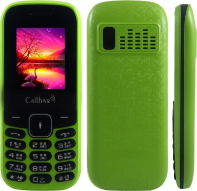 Callbar C63(Green & Black)
