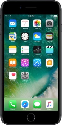 Apple iPhone 7 Plus (Black, 32 GB) at flipkart