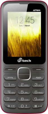 Mtech ATOM(Black & Red) 1