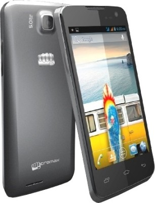 Micromax MAd A94 (Grey, 4 GB)(512 MB RAM) at flipkart