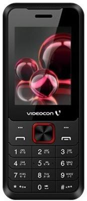 Videocon Bazoomba V2FA V1552 Black Mobile