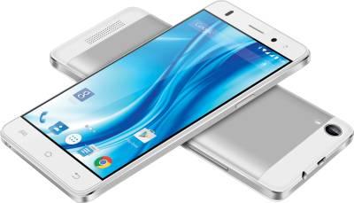 Lava X3 (White & Silver, 8 GB)