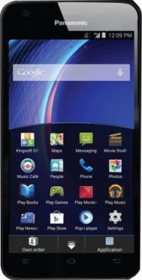 Panasonic Eluga U (Black, 16 GB)(2 GB RAM) 1