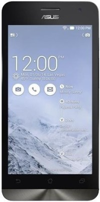 Asus Zenfone 5 (White, 8 GB)(2 GB RAM) at flipkart