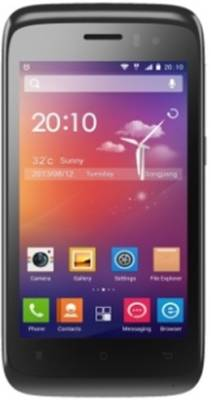 Karbonn Titanium S1 Plus (Black, 4 GB)