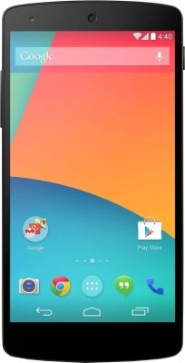 Nexus 5 (Black, 16 GB)(2 GB RAM) 1