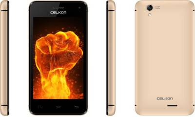 Celkon Millennia Q3K Power Black+Gold (Black+Gold, 8 GB)