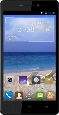 Gionee Marathon M2 (Black, 4 GB)(1 GB RAM)