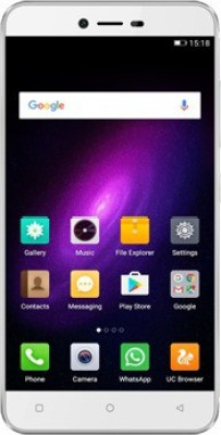 Gionee P7 (White, 16 GB)(2 GB RAM) at flipkart