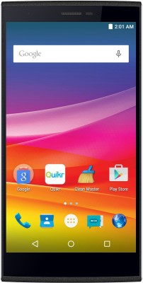 Micromax Canvas Play 4G Q469 Dual Sim - Moon Dust (Grey, 16 GB)(2 GB RAM)