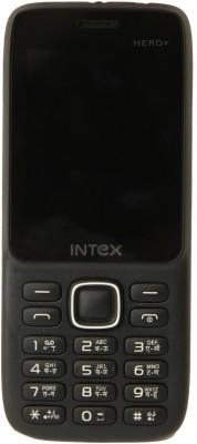 Intex Hero Plus(Black & Grey) 1