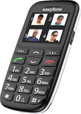 Seniorworld Easyfone (Black)