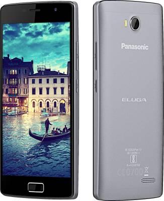 Panasonic ELUGA Tapp (Silver Grey, 16 GB)