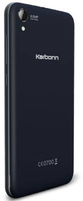 Karbonn Titanium Mach One Plus (Dark Blue, 16 GB)
