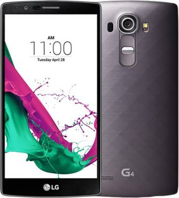 LG G4 (Metallic Gray, 32 GB)