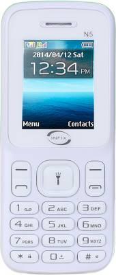 Infix N5 (White & Green)