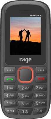 Rage Bravo X1 Black (Black)