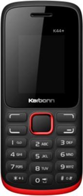 Karbonn K44+(Black, Red) 1