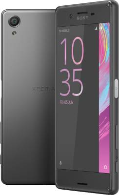 Sony Xperia X Dual Sim (Graphite Black, 64 GB)