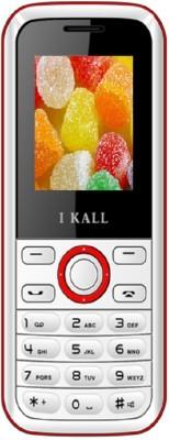 I Kall K18(White & Red)