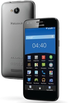 Panasonic Eluga S Mini (Shadow Grey, 8 GB)(1 GB RAM) at flipkart